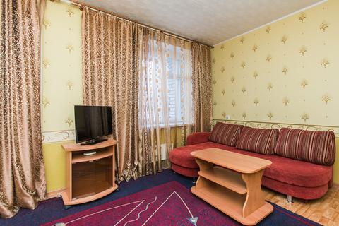 Квартира евро на сутки, недели ц.Сормова, Квартиры посуточно в Нижнем Новгороде, ID объекта - 301490519 - Фото 1