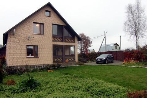Готовый к проживанию дом с газом в деревне Раево на ухоженном участке - Фото 3