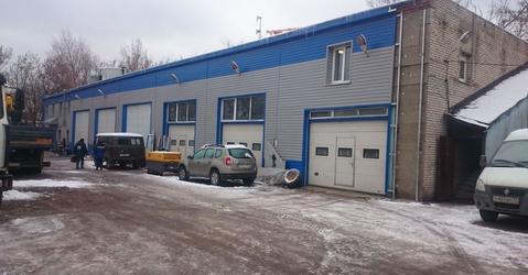 Производственное помещение 2500 кв.м - Фото 1