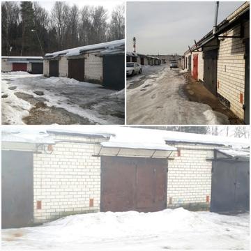 Продам гараж в щелково-7 гск скат, продажа гаражей в щелково, id объекта - 400016022 - фото 2