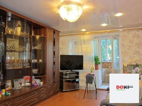 Продажа трёхкомнатной квартиры в Егорьевске 4 микрорайон - Фото 1