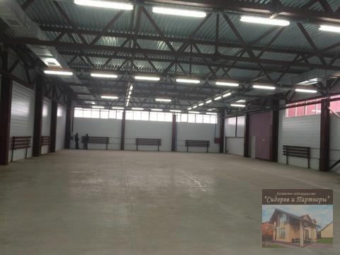 Производственно-складской комплекс - Фото 3