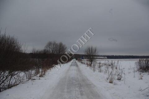 Земельный участок 12 гектаров. г. Москва, п. Щаповское, д. Овечкино - Фото 5