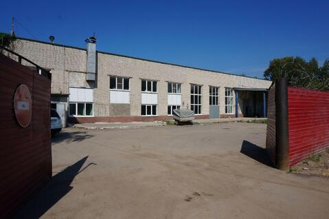 Продажа производственного здания с земельным участком - Фото 1