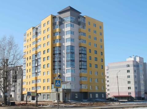 Квартира в новом ЖК Солнечный. Индивидуальное отопление! - Фото 1