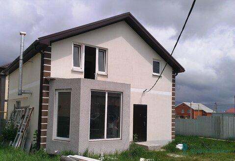 Двухэтажный дом на Фестивальной в Борисовке г. Новороссийск - Фото 2