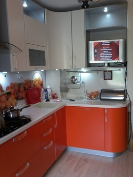 Продается з-х комнатная квартира, г.Александров, ул.Королева, д.1 - Фото 2