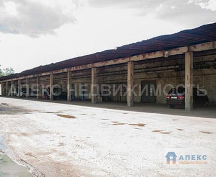 Продажа склада пл. 11325 м2 Домодедово Каширское шоссе в складском . - Фото 4