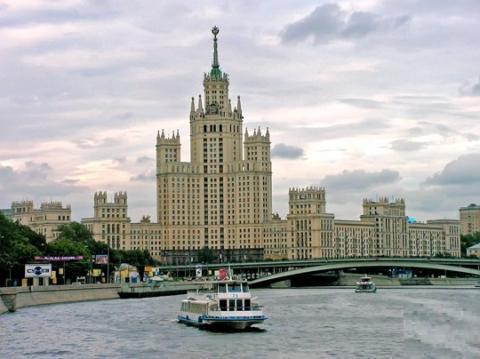 Эксклюзивная квартира в высотке на Котельнической. - Фото 1