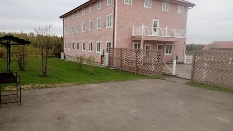 Дом из бруса, 900 кв. м на участке