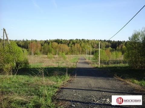 Земельный уч. 20 соток, Н.Москва, 30 км от МКАД Калужское шоссе - Фото 3