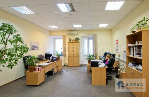 Аренда офиса 108 м2 м. Проспект Мира в бизнес-центре класса В в . - Фото 1