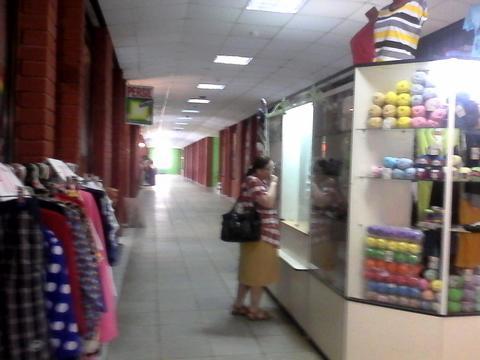 Торговое помещение для непродовольственных товаров в торговой галерее - Фото 1