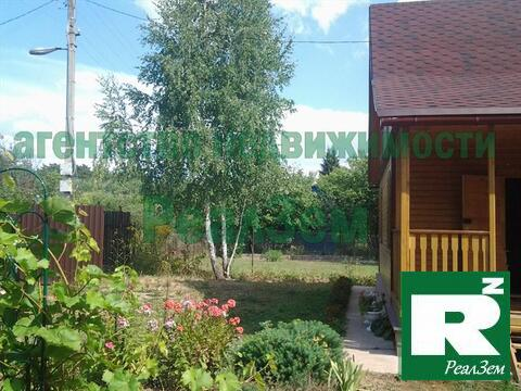 Дача 100 кв метров в Боровском районе близ деревни Вашутино cнт Берег - Фото 3
