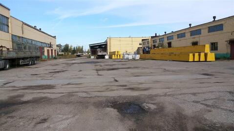 Производственно-складская база с жд - Фото 2