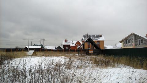 Каширское шоссе 48 км от МКАД в с. Вельяминово, участок 15 соток - Фото 5