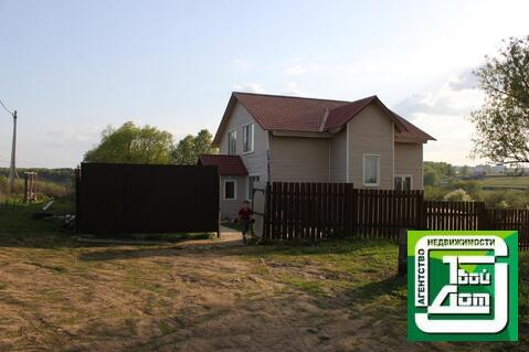 Серпуховский район, Деревня Балково, 80 км до МКАД