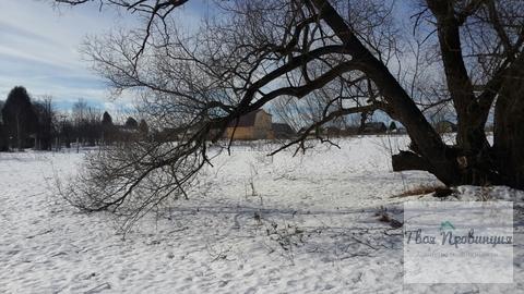 Участок 12 соток рядом с хвойным лесом Протасово Ступинский район - Фото 4