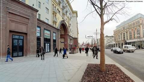 Продажа арендого бизнеса 54,9 кв.м, м.Охотный ряд - Фото 1