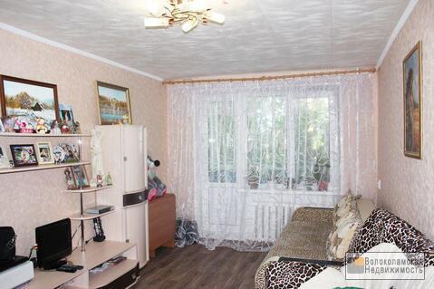 1-комнатная квартира в Волоколамске, 3й этаж, балкон, станция рядом - Фото 2