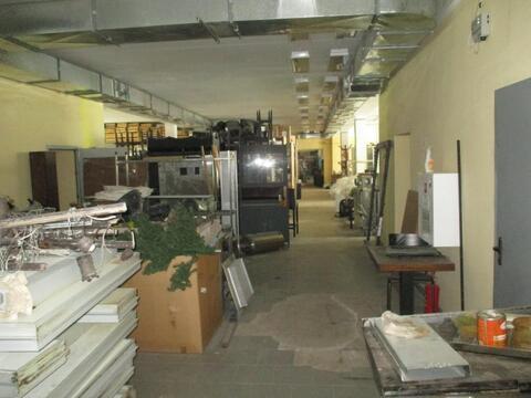 Производственное здание 2400 кв.м, 3- эт, кирпич. - Фото 5