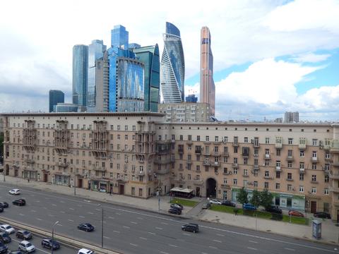 Трехкомнатная Квартира Москва, проспект Кутузовский, д.19, ЗАО - . - Фото 1