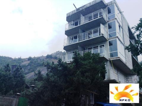 Продается гостиница в Симеизе с видом на море и горы. - Фото 4
