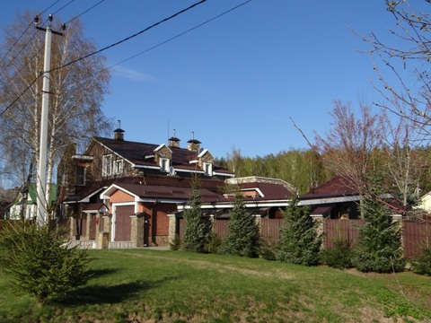 Дом с участком в г. Кимры рядом с лесом и гаражом для катера на воде - Фото 5