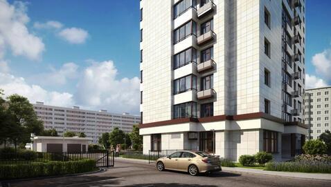 3-комн. квартира 76,49 кв.м. в доме комфорт-класса ЮВАО г. Москвы - Фото 2