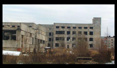 Объект незавершенного строительства на участке 1,95 Га в г. Тейково - Фото 1