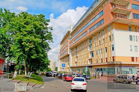 """Офис с отделкой в бизнес-центре """"9 акров"""" у метро Калужская - Фото 1"""