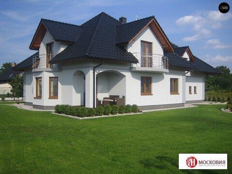 Отличный проект дома площадью 187м2 на 20 сотках земли в Новой Москве - Фото 5