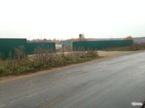 Участок 800 метров от Киевского шоссе, Малоярославец, 100квт, забор. - Фото 2