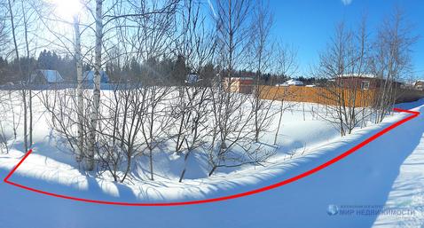 Оформленный земельный участок 9,6 сот. в Волоколамском районе МО - Фото 4