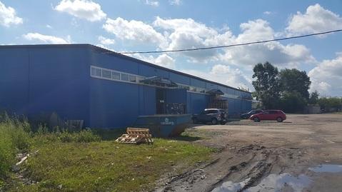 Сдам складской корпус 1 000 кв. м. - Фото 2