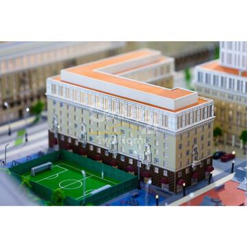 Екатерининский Парк, Однокомнатная квартира 49 метров квадратных - Фото 4
