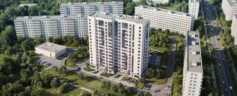 1-комн. квартира 39,45 кв.м. в доме комфорт-класса ЮВАО г. Москвы - Фото 3