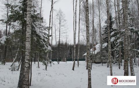 Участок в коттеджном поселке 11 соток Ступинский район - Фото 3