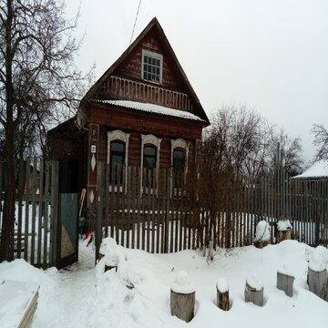 Продам дом д. Жуково - Фото 1