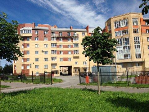 Большая квартира в Пушкине - Фото 1