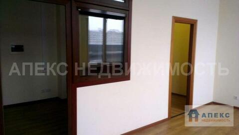 Аренда помещения 1048 м2 под офис, м. Пролетарская в бизнес-центре . - Фото 4