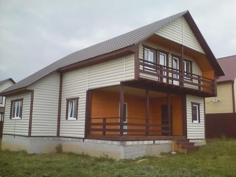 Комфортабельный и весьма бюджетный загородный дом. - Фото 1