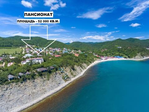 Пансионат на Берегу Черного Моря, 178 номеров, 52 000 кв.м, рестораны - Фото 2