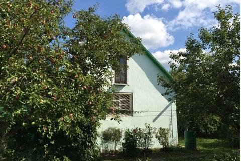 Продается дом в д. Каравай Дзержинского р-на Калужской области. - Фото 1