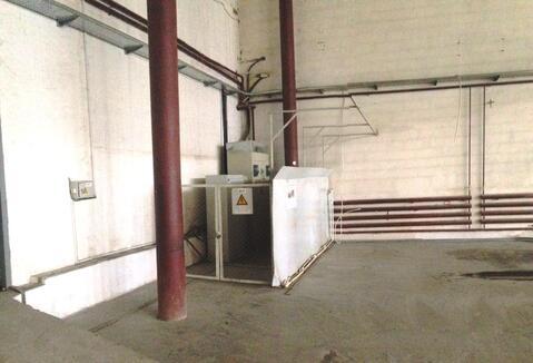 Производственно- складские площади 3900 кв. м, на земельном участке 0 - Фото 4