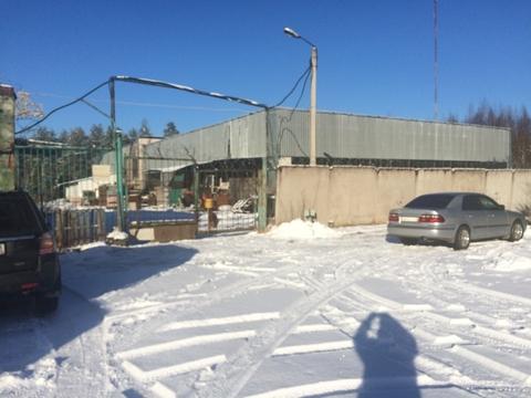 Аренда производственного помещения 1800 м2 с кран-балкой 5 тон - Фото 1