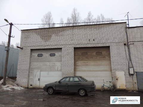 Сдается железобетонный гаражный бокс для легковых и грузовых авто - Фото 4