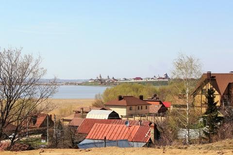 Введенская слобода 13 соток ИЖС на берегу свияги шикарный участок - Фото 5