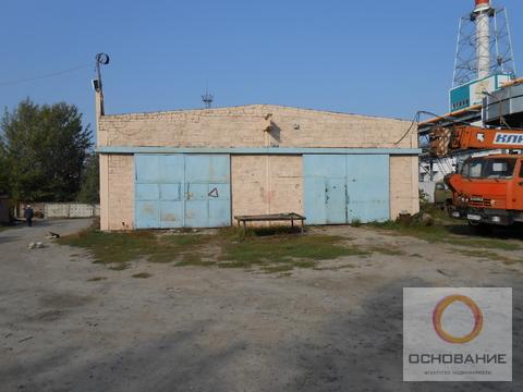 Здание ремонтных мастерских с земельным участком - Фото 2