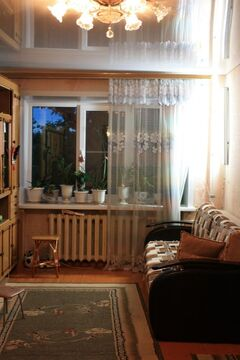 2-комнатная квартира 42 кв.м. 5/5 кир на Воровского, д.13 - Фото 1